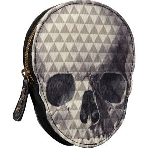 Pyramid Skull Coin Bag