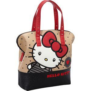 Hello Kitty Big Bow Bag