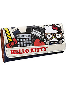 Hello Kitty Nerds Stuff Wallet by Loungefly