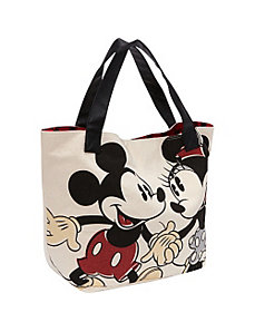 Mickey & Minnie Vintage Couple Tote by Loungefly