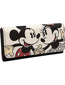 Mickey & Minnie Vintage Couple Wallet by Loungefly