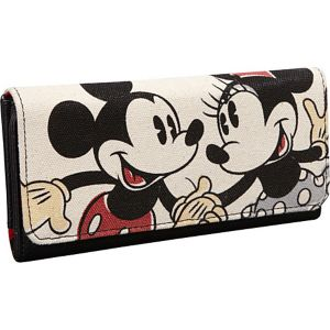 Mickey & Minnie Vintage Couple Wallet