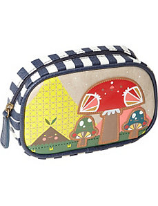 Crowded Teeth Mushroom Coin Bag by Loungefly