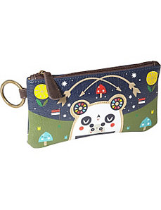 Crowded Teeth Panda-Roo Coin Bag by Loungefly