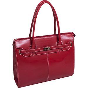 Francesca Faux Leather Ladies' Laptop Tote