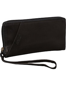 Multi Compartment Travel Wallet by Derek Alexander
