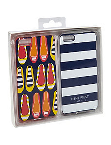 Can't Stop Shopper iPhone 5 Cases 2pk by Nine West Handbags