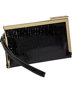 Color Rush Frame Wristlet by AK Anne Klein