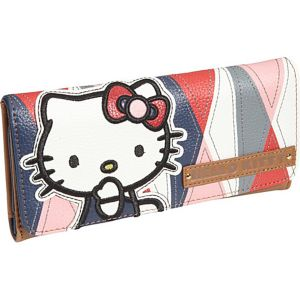 Hello Kitty Geometric Wallet