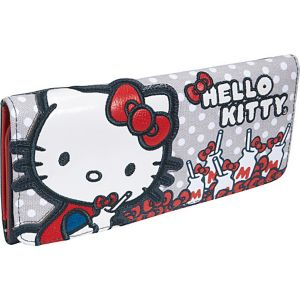 Hello Kitty Milk Bottles & Bows Wallet
