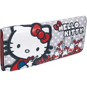 Hello Kitty Milk Bottles & Bows Wallet