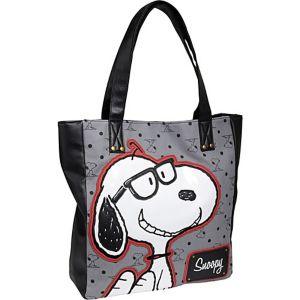 Peanuts Preppy Snoopy Tote