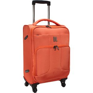 "Ultra Lightweight Polyester 4-Wheeled 18.5"" Carry-"