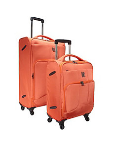 Ultra Lightweight Polyester 4-Wheeled Collection 2 by IT Luggage