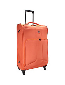 "Ultra Lightweight Polyester 4-Wheeled 27"" Upright by IT Luggage"