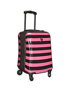 "Kingston 4 Wheeled 17.5"" Carry On by IT Luggage"