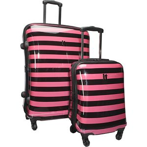 Kingston 4 Wheeled 2 Piece Luggage Set