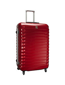 "Shiny Vigo 4 Wheeled Framed 28"" Upright by IT Luggage"