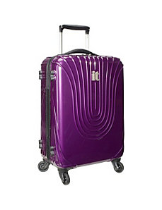 "Shiny Andorra Ultra Lightweight 18.5"" Carry On by IT Luggage"