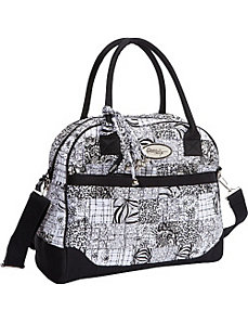 Emma Satchel, Salt & Pepper by Donna Sharp