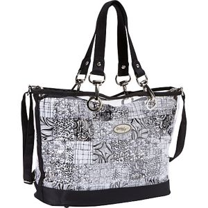 Zoe Bag, Salt & Pepper