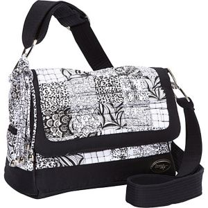 Pauline Bag, Salt & Pepper Crossbody