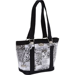 Leah Tote, Salt & Pepper