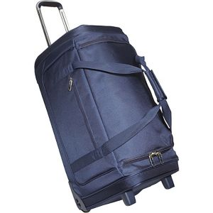 Silhouette Sphere Wheeled Duffle 26