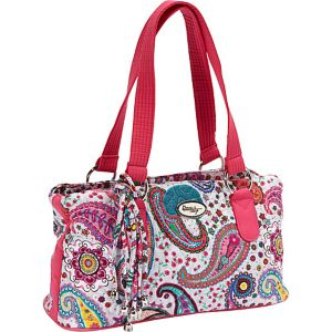 Reese Shoulder Bag, Dazzle