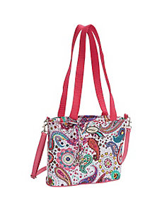 Jenna Shoulder Bag, Dazzle by Donna Sharp