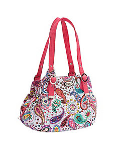 Cindy Shoulder Bag, Dazzle by Donna Sharp
