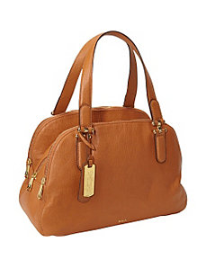 Chandler Triple Compartment Satchel by Lauren Ralph Lauren