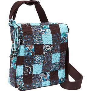 Messenger Bag, Glacier Patch