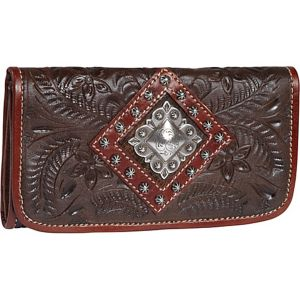 Triple C Tri-Fold Wallet