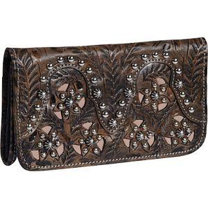 Tumbleweed Tri-Fold Wallet