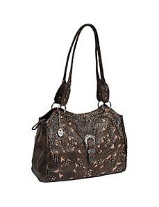 Tumbleweed Zip-Top Carry-All Tote by American West