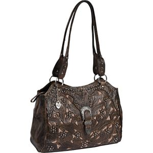 Tumbleweed Zip-Top Carry-All Tote