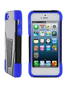 T3 Hybrid Armor Case w/ Stand for iPhone 5 by rooCASE