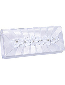 Flower Clutch by J. Furmani