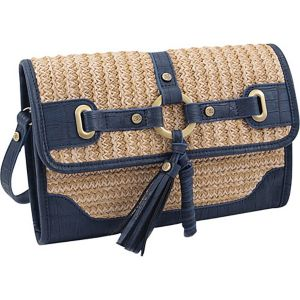 33rd & MAD. 3-Way Convertible Clutch