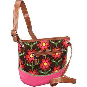 Daisy May Crossbody