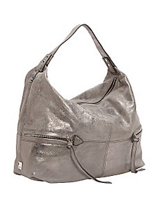 Crosby Metallic Drape Hobo by Kooba