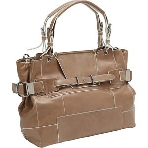Cally Belted Front Tote
