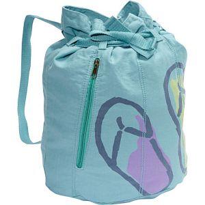 Barrel Cinch Bag