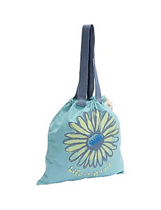 Drawstring Tote by Life is good