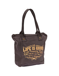 Canvas Pocket Tote by Life is good