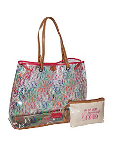 Can't Stop Shopper Large Editor Tote by Nine West Handbags