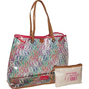 Can't Stop Shopper Large Editor Tote