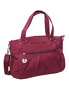 Double Handle E/W Satchel Bag by Travelon