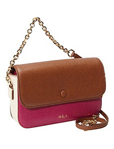 Newbury Colorblock Tech Mini Crossbody by Lauren Ralph Lauren